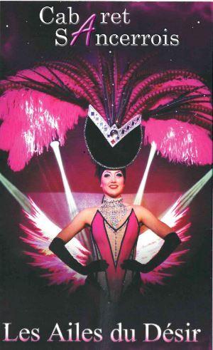 """Cabaret Sancerrois – """"Les ailes du Désir"""""""