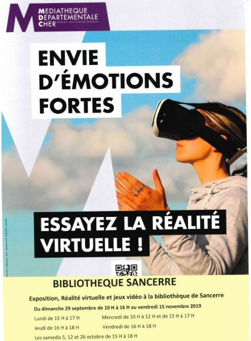 Exposition: Envie d'émotions fortes