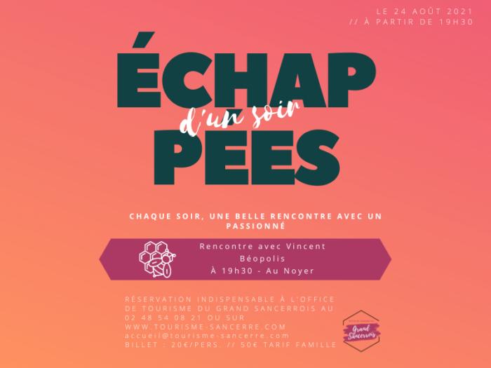 Affiche Echappée BEOPOLIS