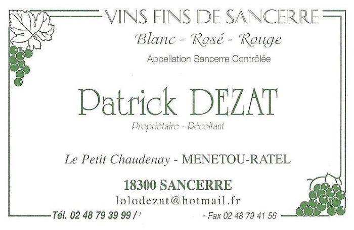 Patrick Dezat