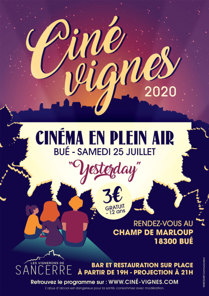 Ciné vignes : Yesterday