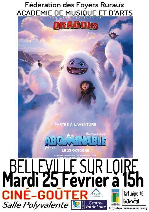 Abominable—Belleville-sur-Loire