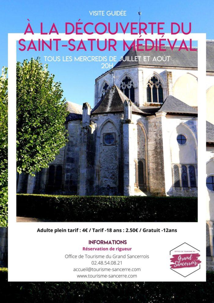 Visite saint-satur