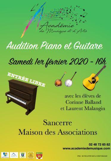 Audition—academie-de-musique-belleville