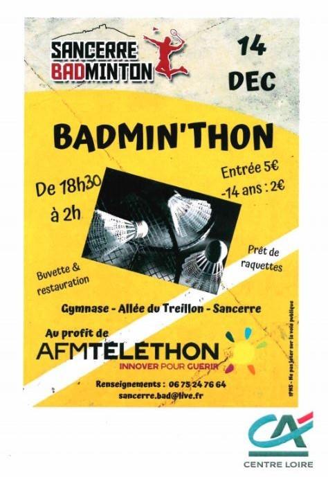 Badmin-Thon