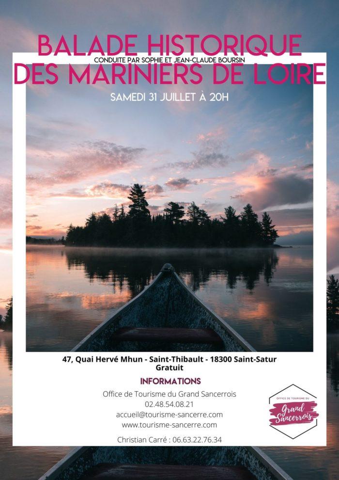 Balade mariniers de Loire