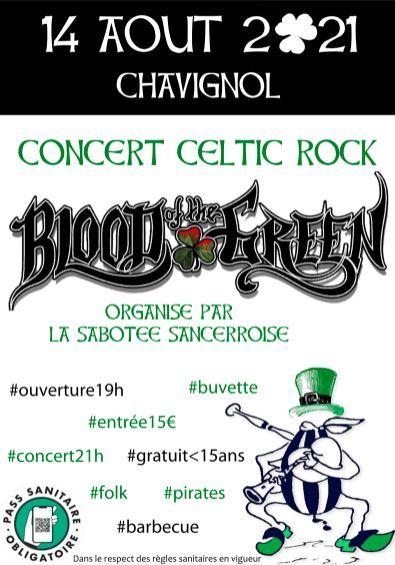 Concert Sabotée Sancerroise