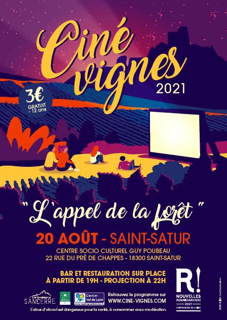 Ciné Vignes – Saint Satur