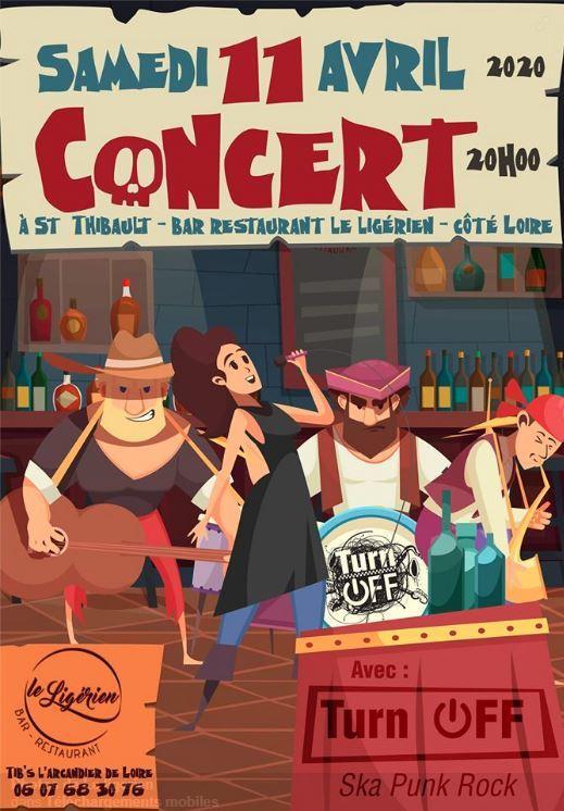 Concert—Le-Ligerien