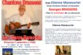 Concert Brassens – JARS