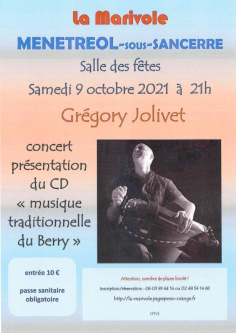 Concert La Marivole