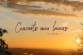 Concert au lavoier Thauvenay