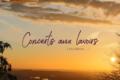 Concerts aux lavoirs – Menetou Ratel