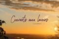 Concerts aux lavoirs, Bue