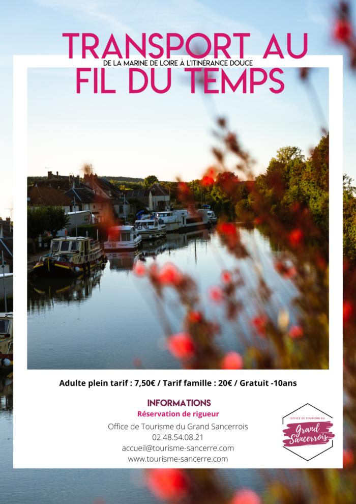 Affiche Marine de Loire