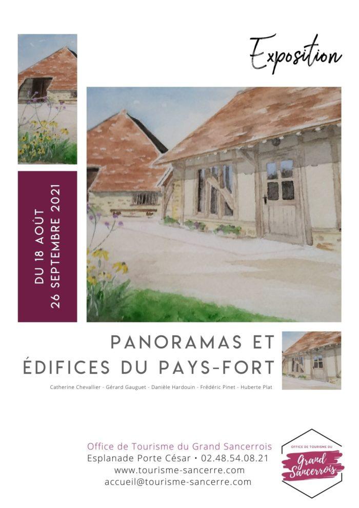 Panoramas et édifices du Pays-Fort