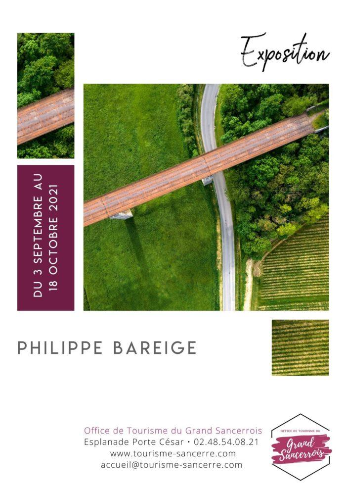 Exposition Philippe Bareige