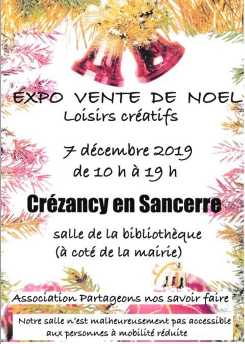 Expo-Vente—Crezancy-en-Sancerre