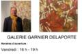 Exposition Galerie Garnier Delaporte