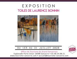 Exposition Laurence Bonnin