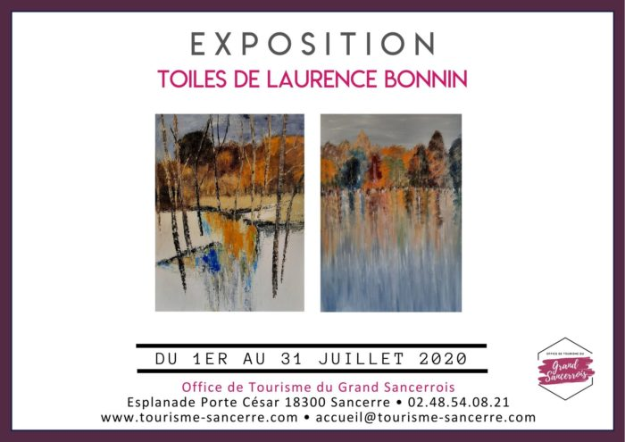Exposition Laurence Bonnin