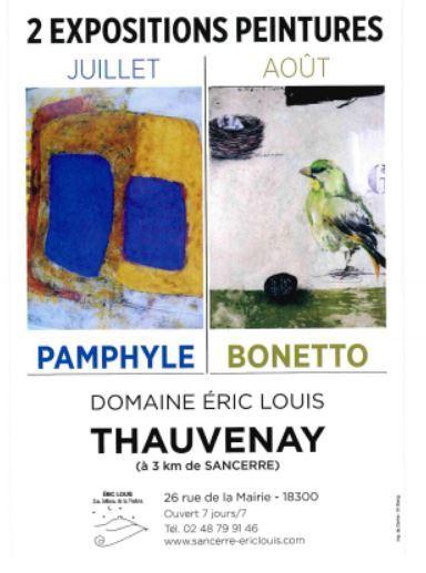 Expositions Domaine Eric Louis
