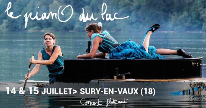 Piano du lac Sury En Vaux