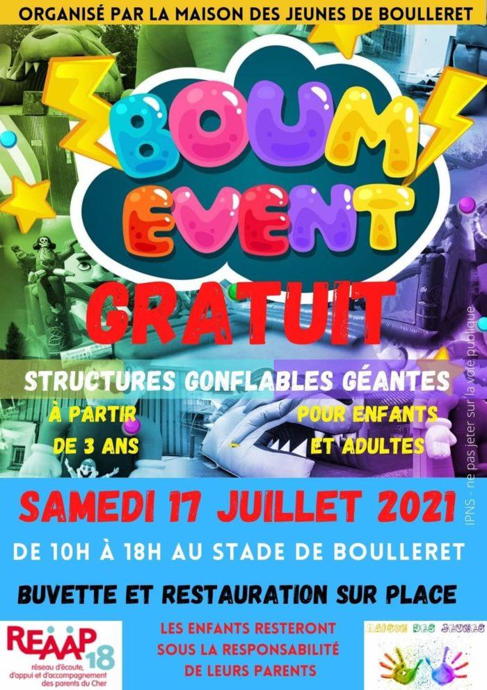 BOOM Event