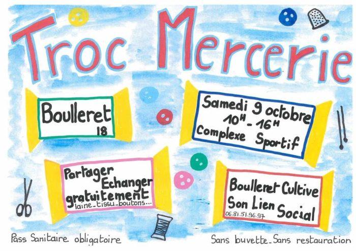 Troc mercerie Boulleret