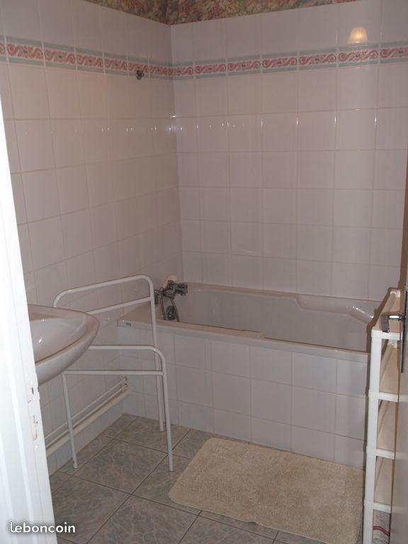 Gîte DESREAUX-Salle de bain