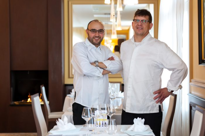 Restaurant La Côte des Monts Damnés