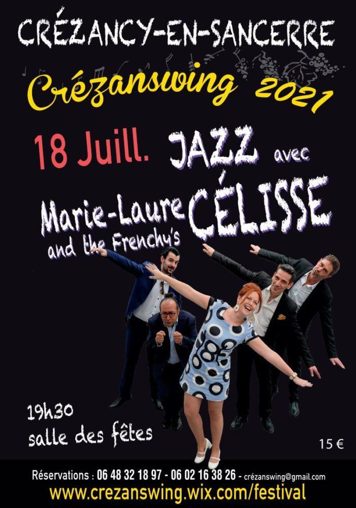 Jazz crezanswing 18 juillet
