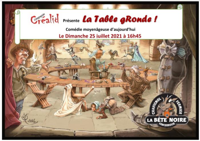 La table Gronde