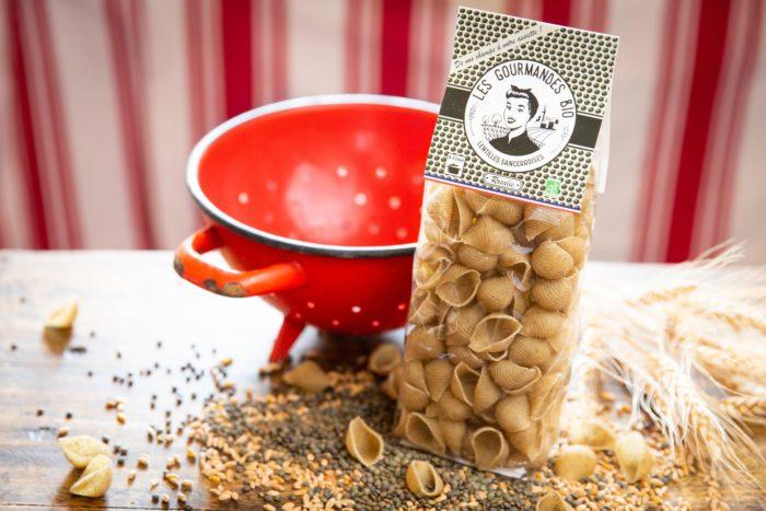 Les Gourmandes Bio – Pâtes