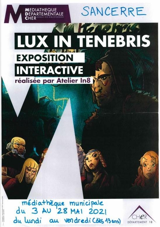 Lux tenebris Sancerre