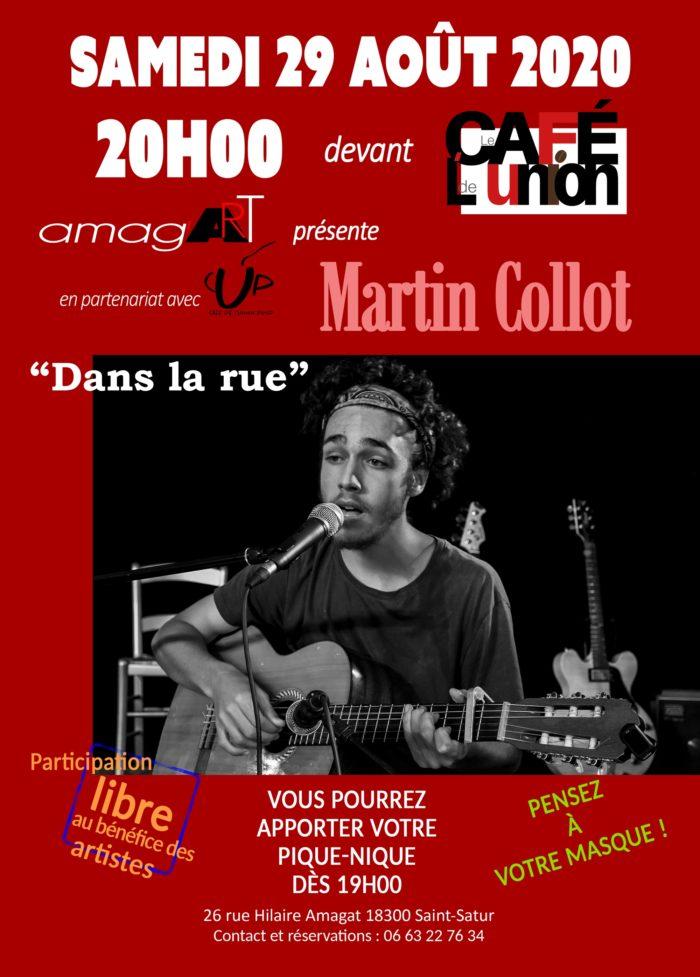 MARTIN COLOT