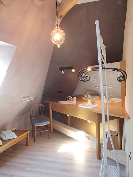 Maison des Passerelles SDB ARCANDIERE