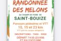 Randonnée des Melons Saint-Bouize