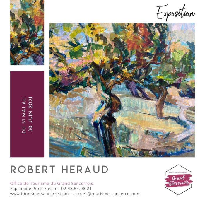 Exposition Robert Heraud