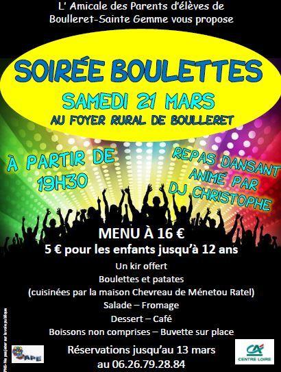 Soiree-boulettes—Boulleret