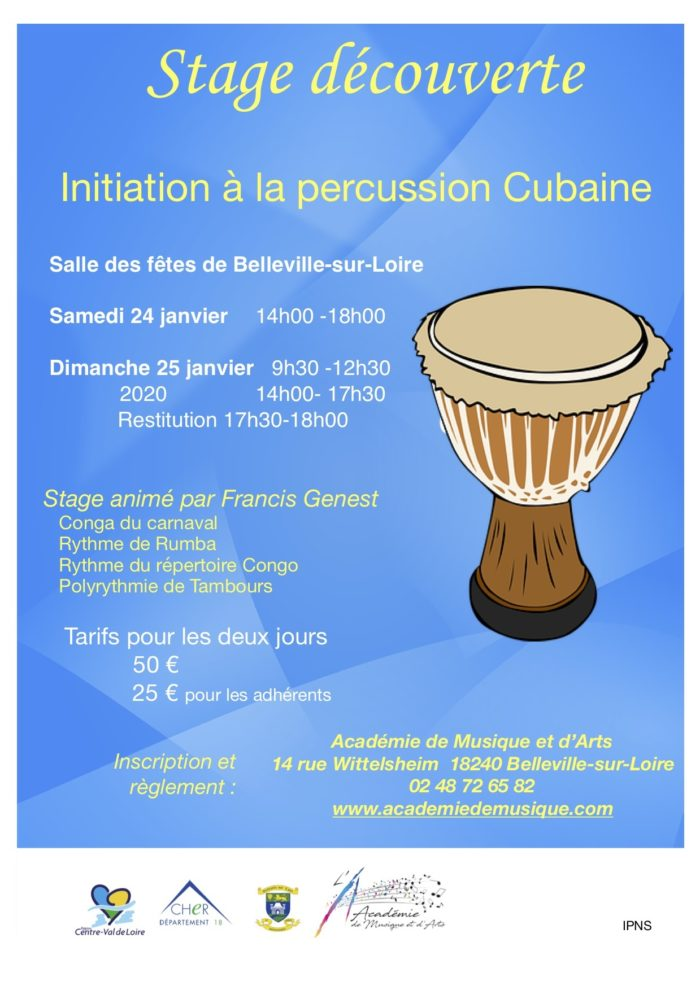 Stage-percussions