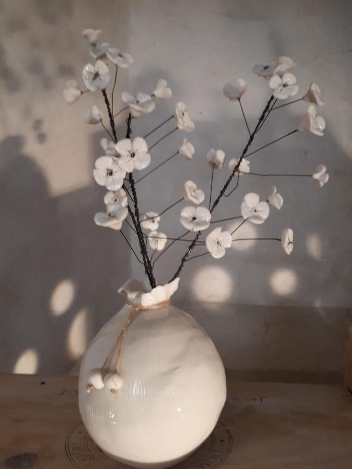 Terrapate-Vase