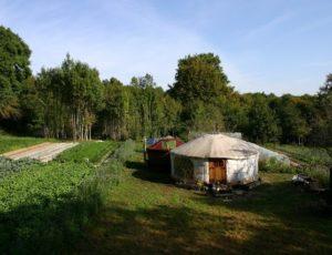 Le jardin des Tétiaux