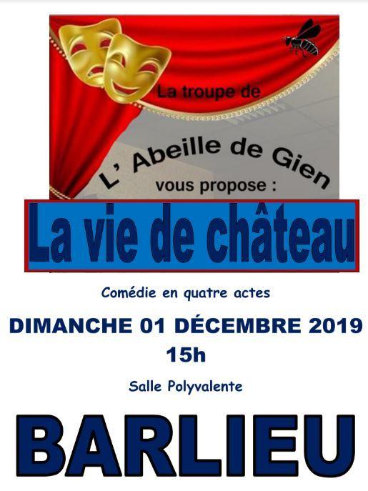Theatre-Barlieu