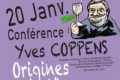 Conférence YUves COPPENS