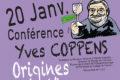 Conférence YUves COPPENS