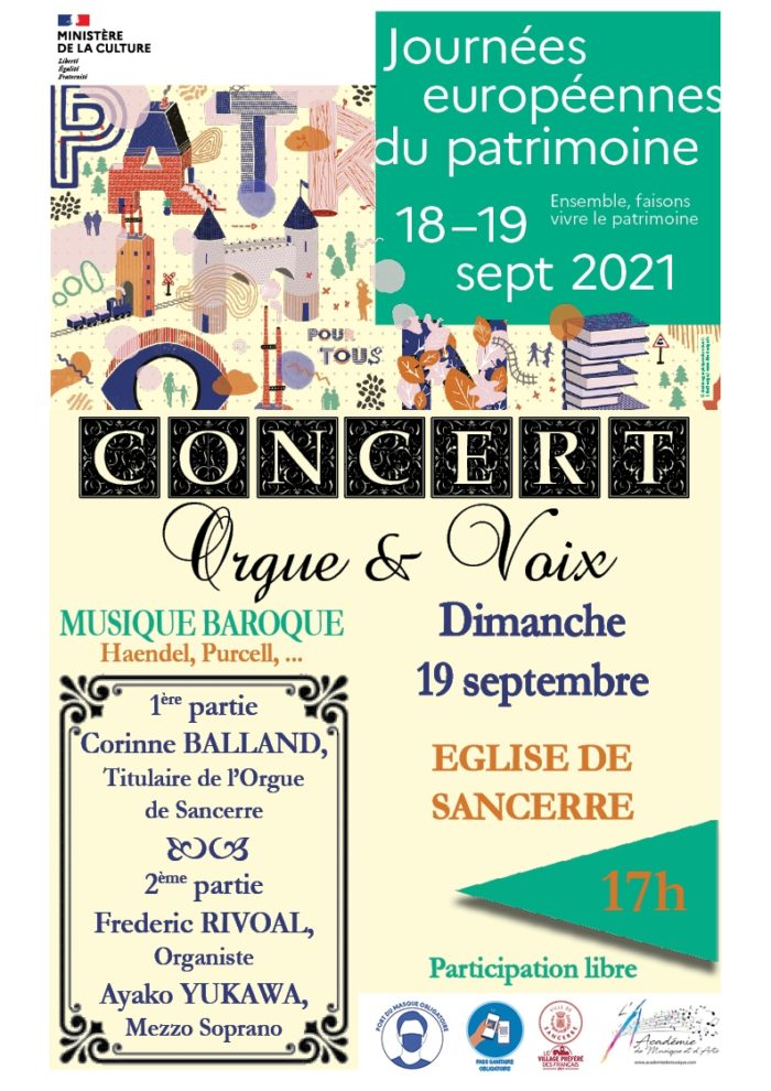 Concert JEP Sancerre