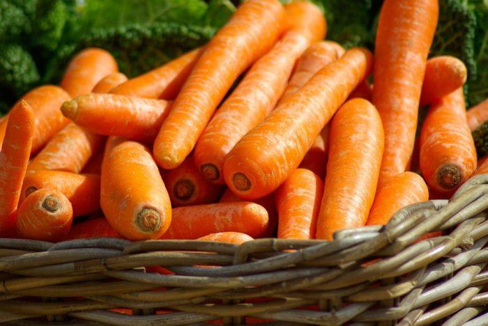Légumes et marché