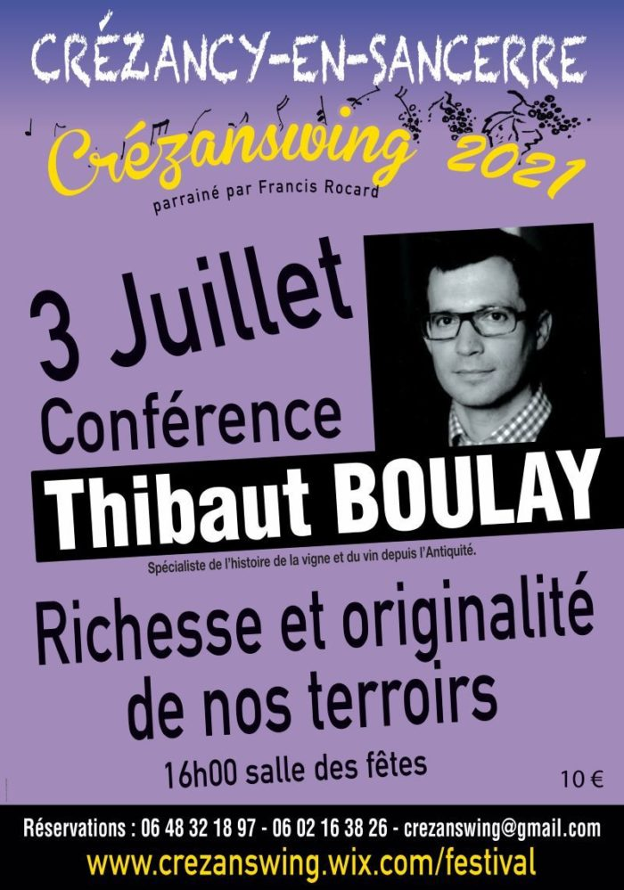 conference thibaut boulay crezanswing 03 juillet