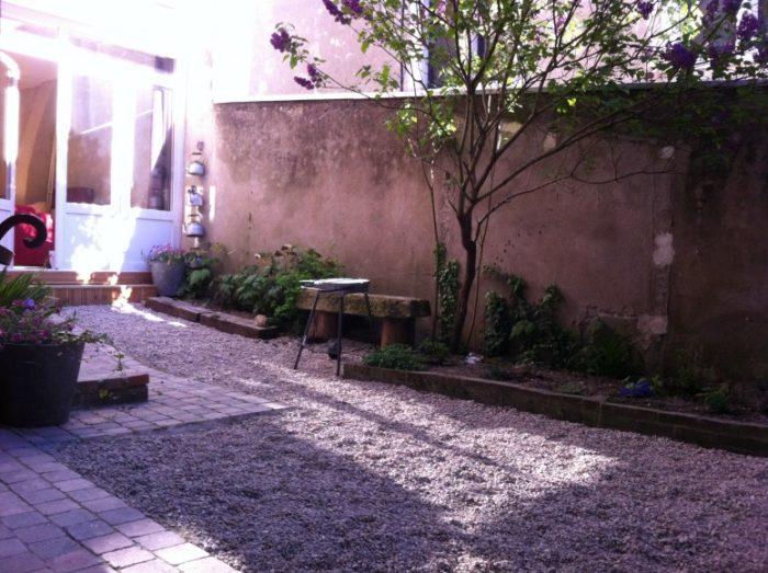 Gite le Sauvignon – Terrasse